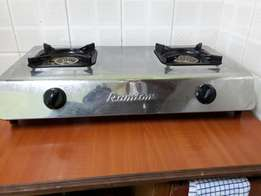 Ramtons automatic ignition gas cooker