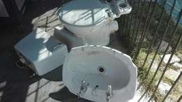 Bathroom set 1 Price for All
