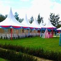 best and readily available tents,tables and chairs