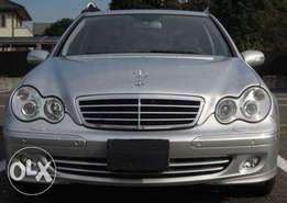 2006 Mercedes Benz C180 accident free