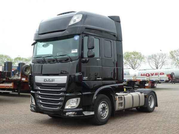 DAF XF 460 Super Space Cab ACC / Leasing - 2017