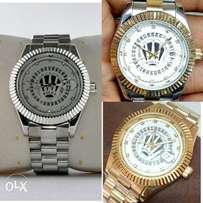 Rolex Crown Wristwatches
