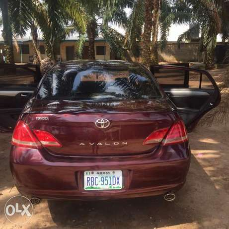 Clean and sweet Avalon 08 available for sale Akoko South Akure East - image 1