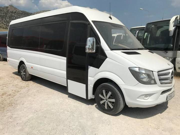 Mercedes-Benz SPRINTER 316 - 516 XL - TRANSFER VIP - 2015