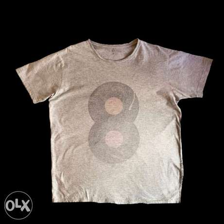 Vintage Turntable Print T Shirt