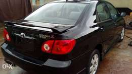 Toyota Corolla Clean Title Manual Sports edition