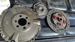 New clutch kit for vw golf 1 and flywheel