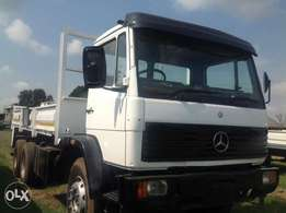 Mercedes Benz 1617 Econoliner dropside on special