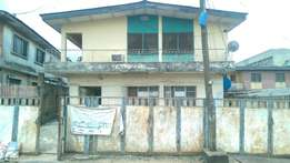 A storey building of four flats(3BR) for sale.