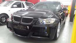 2007 BMW 330d E90 with 169000kms in good condition