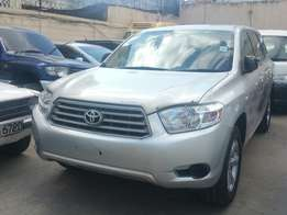 Toyota Kluger New Shape