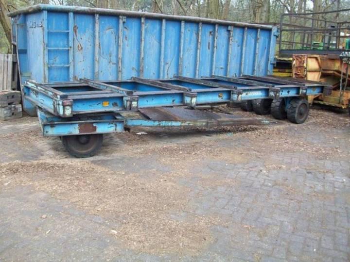 Lastwagen Flandria 24000 kg - 1977