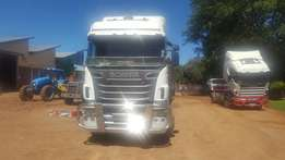 Scania 580 for sale