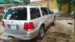 2004 Lincoln Aviator in a vvv good condition for sale