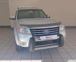 2010 Ford Everest 3.0 Tdci XLT 4x4 7 seater