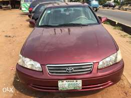 clean Toyota Camry buy and used no condition Ac chilling leather inter