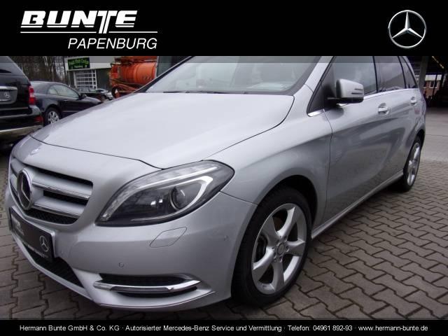 Mercedes-Benz B 180 CDI, Navi, Sport Paket, Kamera, Tempomat Bluetooth LED Klima Einparkhilfe el. Fenster - 2014