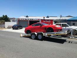 Towing service strand