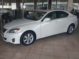2012 Lexus IS 250 A/T