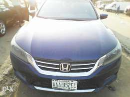 Clean Honda Accord 013 sport for sale