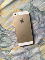 iPhone 5s 16gig (gold)