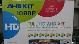 Sale 4 channel AHD CCTV system
