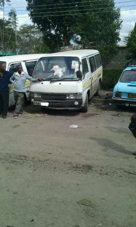 Nissan Qd32 KBA diesel manual at 390k Athi River - image 1