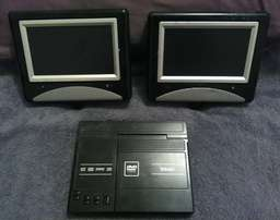 TEAC Dvd player with 2 screens