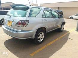 Toyota Harrier 2.4cc Awesome Condition