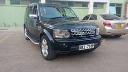 Land Rover Discovery 4 (2007)
