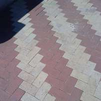 Tarring, paving and concreting