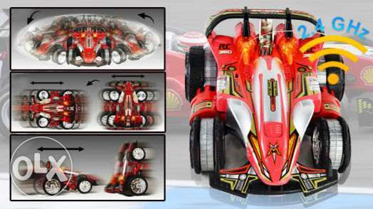 Crazy rc car
