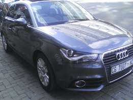2011 Audi A1 1.4 94000km Grey Color Finance Available