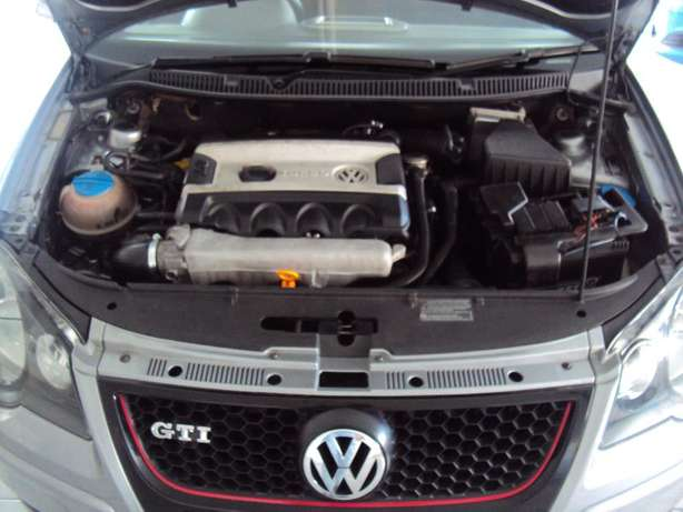 2007 VW Polo 1.8 GTi For sell R100000 Bruma - image 8
