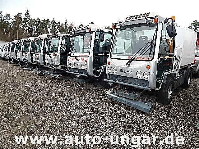 Ladog Kiefer Boki HY 1251 Multicar Hansa Waschaufbau - 2004