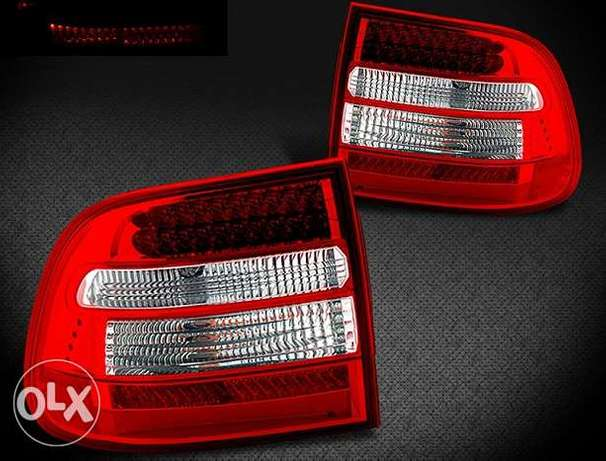porsche cayenne 2003 to 2007 led tail light