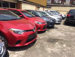 Tokunbo 2014 Toyota Corolla for sale LE