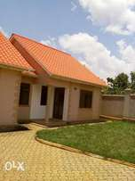 Brand new two bedroom two bathroom self contain house for rent Najjera
