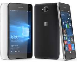 Microsoft Lumia 650;brand new sealed with warranty free glass