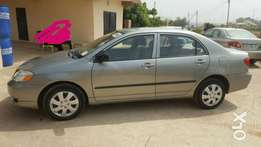 Just arrived 2003 toyota corolla tokunbo