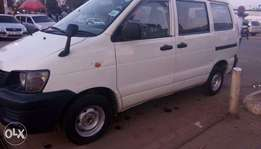 Very clean unit toyota townace