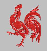 Embroidery image digitizing services