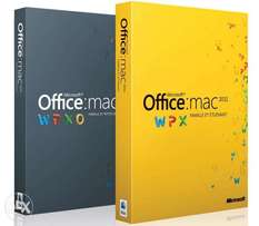Buy Macbook softwares. Microsoft Office for Mac and other softwares