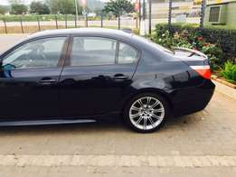 2006 BMW 550i MSport For Sell In Rustenburg