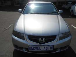 2003 Honda Accord 2.4 Executive For R70,000