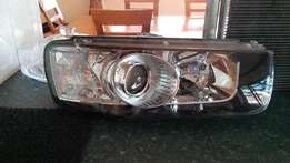 Chevrolet Captiva Headlamps and Radiator