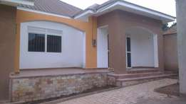 Brand new hot 2bedrooms self contained in Bweyogerere at 500K