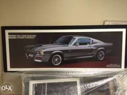 Shelby GT500 Collectors Framed Print