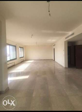 ras nabeh: 450m apartment for rent