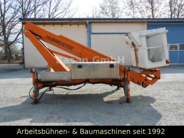 Arbeitsbühne LKW Wechselaufbau Blumenbecker HM17 - 2006
